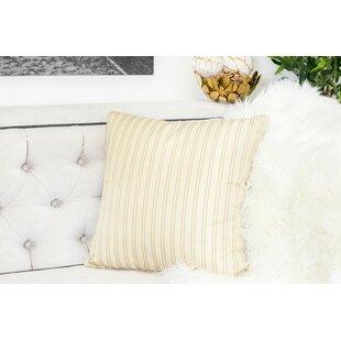 Striped Throw Pillow (Set of 2)