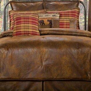 Victor Mill Gatlinburg 4 Piece Comforter Set