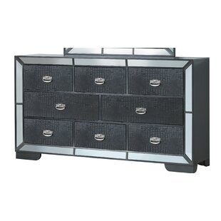 Jemma 8 Drawer Dresser