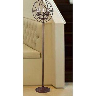 Maaja 66 Floor Lamp By Warehouse of Tiffany Lamps