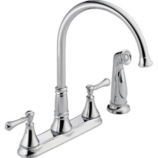 save to idea board 4 hole kitchen faucets you u0027ll love   wayfair  rh   wayfair com