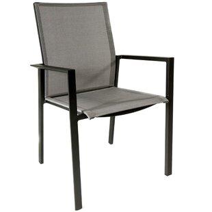 Abrego Stacking Garden Chair Image