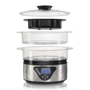 5.5-Quart Food Steamer