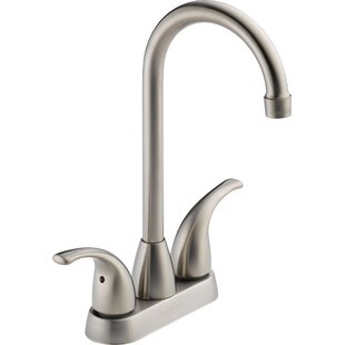 Peerless Faucets Pull Down Double Handle Kitchen Faucet