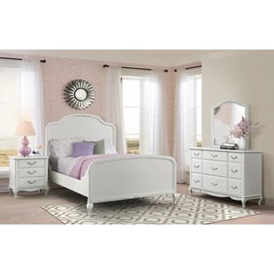 Gholston Panel Configurable Bedroom Set