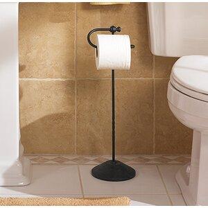 Sienna Free Standing Toilet Paper Holder