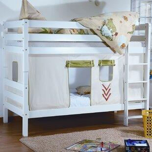 Giordano 90 X 200cm Bunk Bed By Zoomie Kids