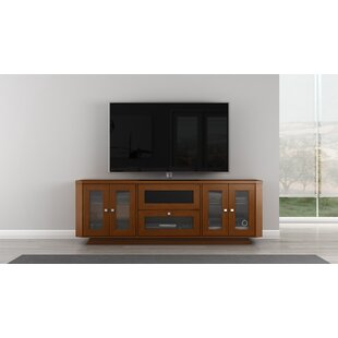 Transitional TV Stand for TVs up to 78