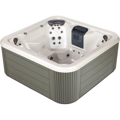 AquaRest Spas Supreme 5-Person 38-Jet Hot Tub