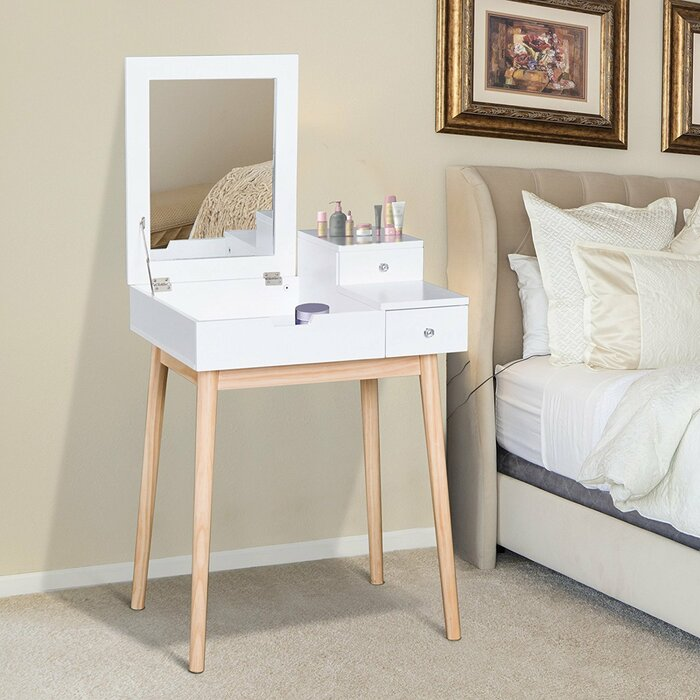 promo code 1f7c0 ebcf7 Acadia Dressing Table with Mirror