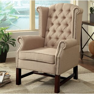 McKew Wingback Chair