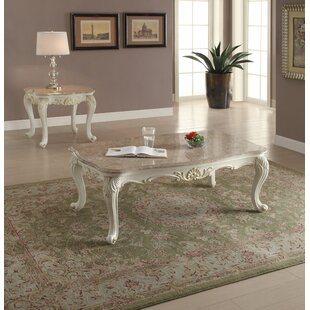 Rosdorf Park Lorentzen 2 Piece Coffee Table Set