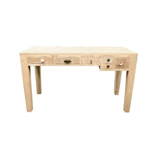 Abigail Carved Console Table By Mistana