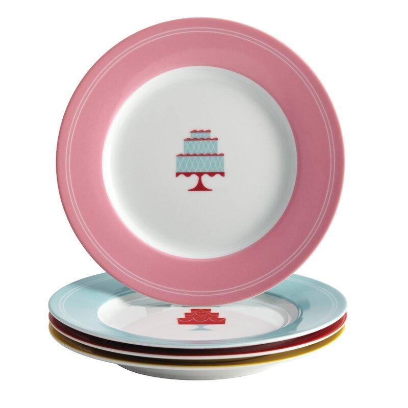 """Mini Cakes"" Dessert Plate"