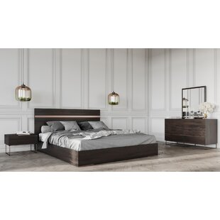 Kinzey Platform 5 Piece Bedroom Set