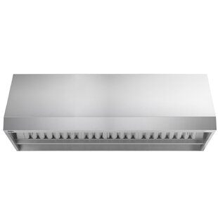 48 Turbo Pro Series 1200 CFM Ducted Under Cabinet Range Hood by Ancona
