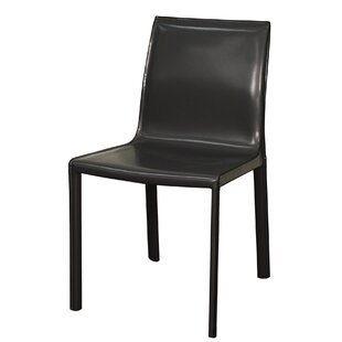 Thorsen Recycled Leather Side Chair (Set of 2)