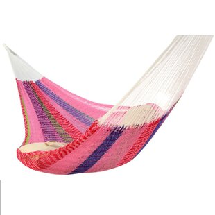 Freeport Park Lisa Double Tree Slim Cotton Hammock