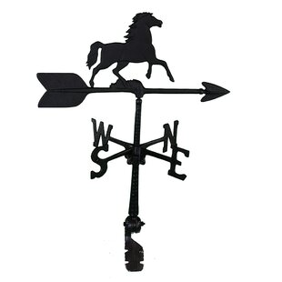Horse Weathervane By Montague Metal Products Inc.