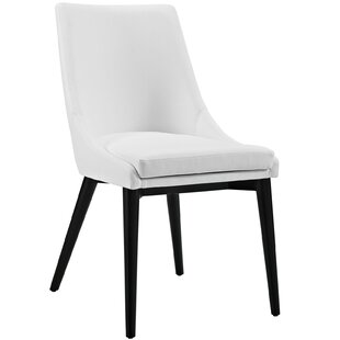 Compare prices Minton Upholstered Dining Chair By Wade Logan