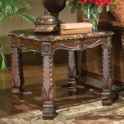Michael Amini Windsor Court End Table