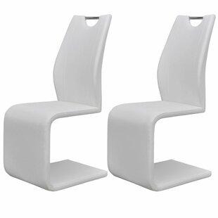 Orren Ellis Adamsville Upholstered Dining Chair (Set of 2)