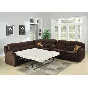 Kulp Sleeper Sectional by Red ..