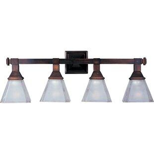 Bevis 4-Light Vanity Light by Three Posts