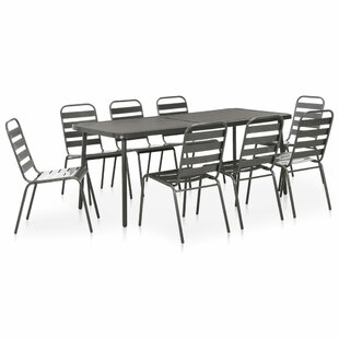 Chacko 8 Seater Dining Set By Sol 72 Outdoor