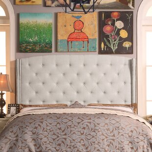 Destiny Upholstered Wingback Headboard