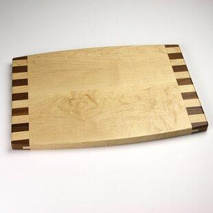 Keyboard Wood Cutting Board