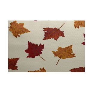 Looking for Ailith Flower Print Off White Indoor/Outdoor Area Rug By Charlton Home