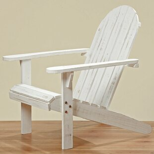 Wittke Wood Folding Adirondack Chair