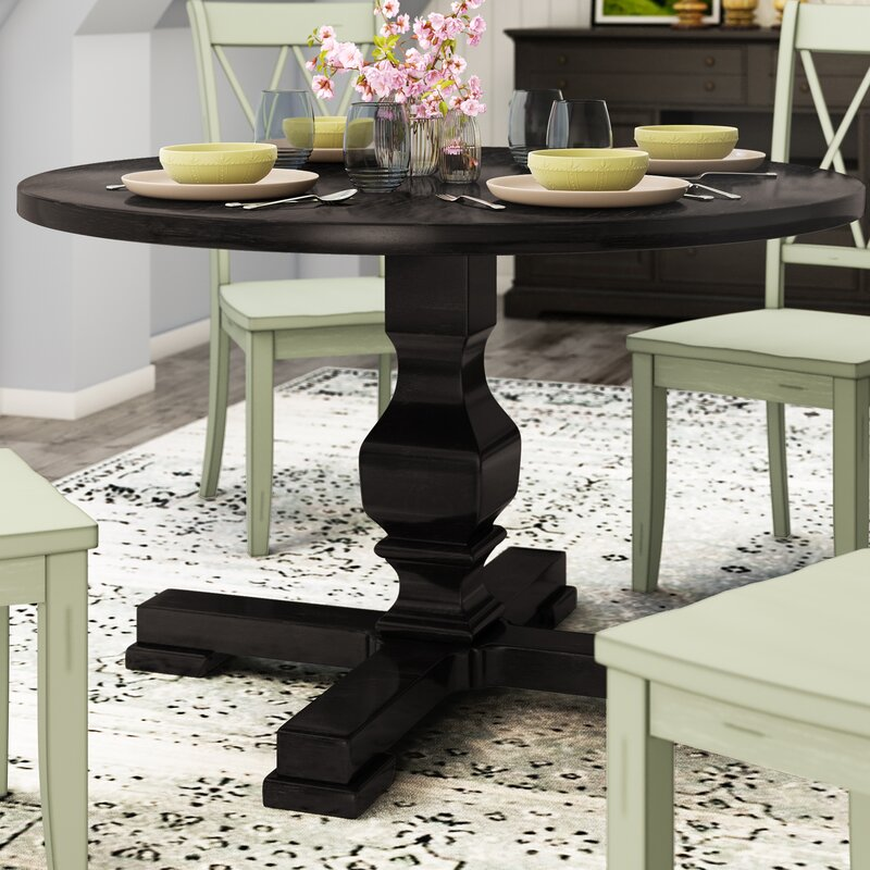 Exceptionnel Bloomingdale Round Pedestal Dining Table