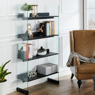 Antonella Standard Bookcase by Ivy Bronx Great price