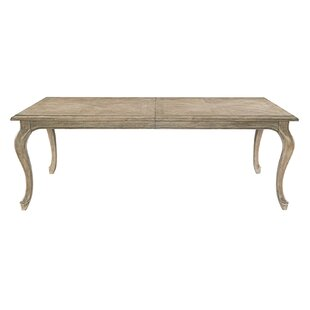 Campania Extendable Dining Table Bernhardt