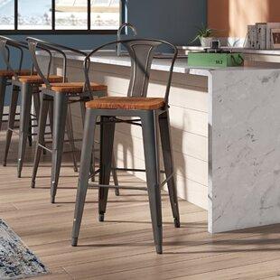 Best Reviews Ellery 30 Bar Stool (Set of 4) by Trent Austin Design Reviews (2019) & Buyer's Guide