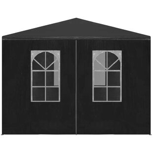 3m X 4m Steel Party Tent By Freeport Park