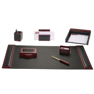 Dacasso 7 Piece Desk Set