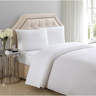 4 Piece 310 Thread Count Cotton Sheet Set