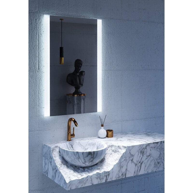 Superbe Charli LED Lighted Bathroom/Vanity Mirror