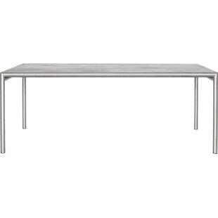 Edie Stone/Concrete Dining Table by 17 St..