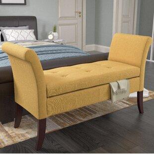 Dumbarton Upholstered Storage Bench
