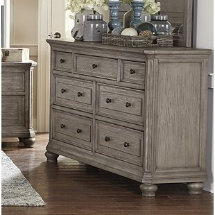 Charlton Home Karlee 7 Drawer Dresser