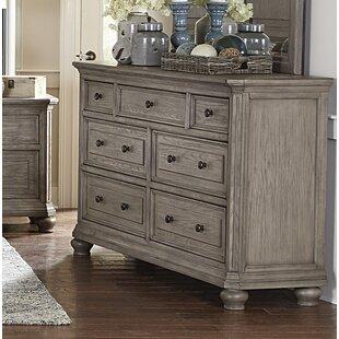 Charlton Home Karlee 7 Drawer Dresser