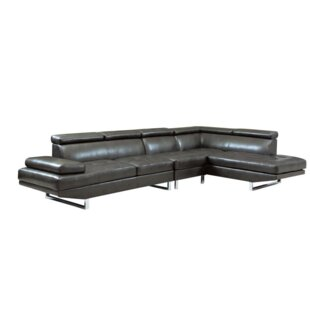 Orren Ellis Mount Ida Modular Sectional