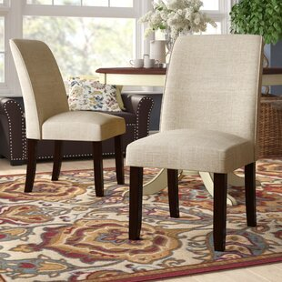 Ingaret Upholstered Dining Chair (Set of 2) DarHome Co