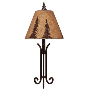 Viviana Iron with 3 Legs 30 Table Lamp