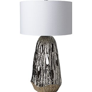 Compare prices Flinn 31.75 Table Lamp By Brayden Studio