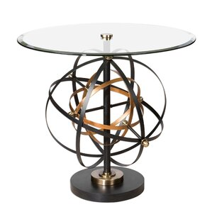 Broadmeadow Sphere End Table by Willa Arlo Interiors